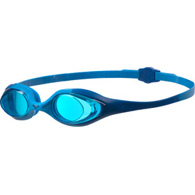 arena Spider Goggles Juniors blue-lightblue-blue